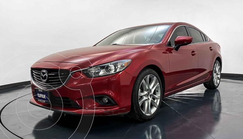 Mazda 6 i Grand Touring Aut usado (2017) color Rojo precio $247,999