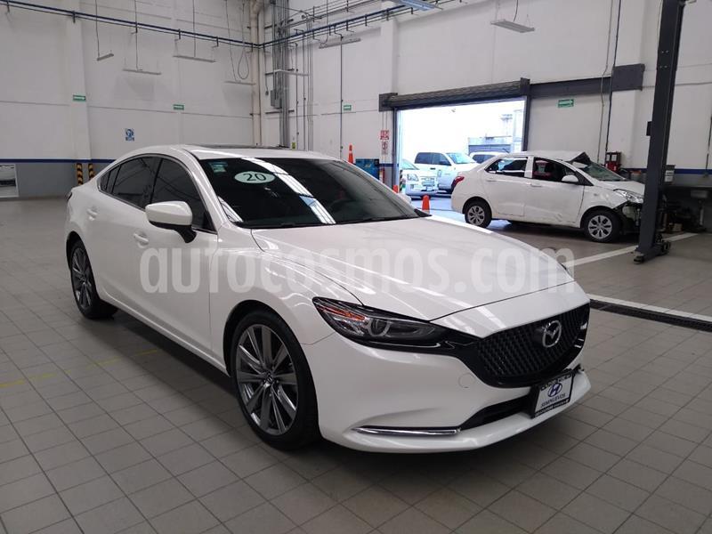 Mazda 6 Signature usado (2020) color Blanco precio $495,000