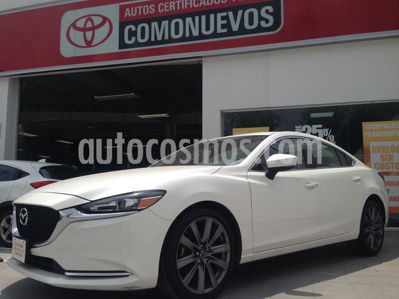 Mazda 6 i Grand Touring Plus usado (2019) color Blanco precio $345,000