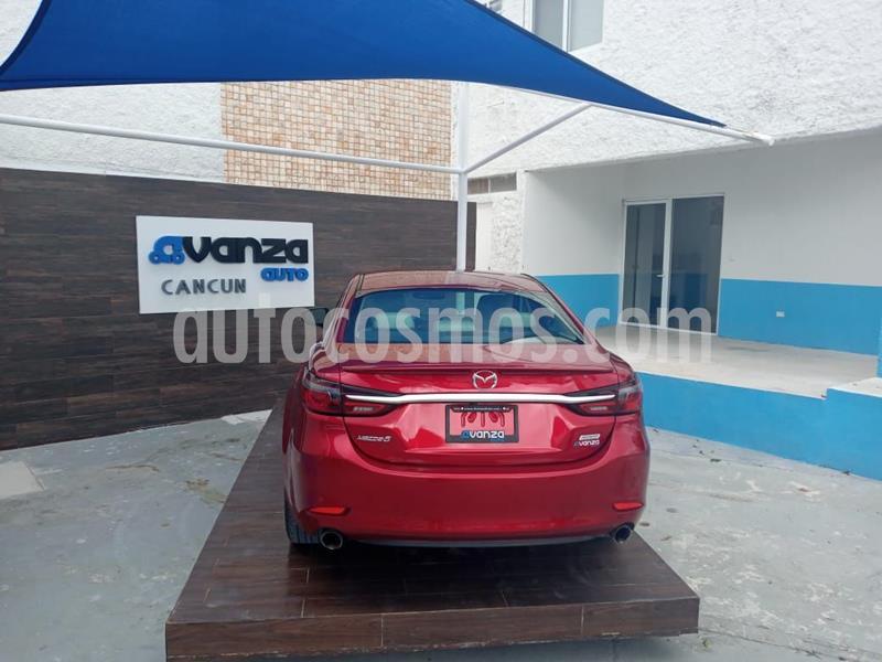 Mazda 6 i Grand Touring Plus usado (2019) color Rojo Cobrizo precio $369,900