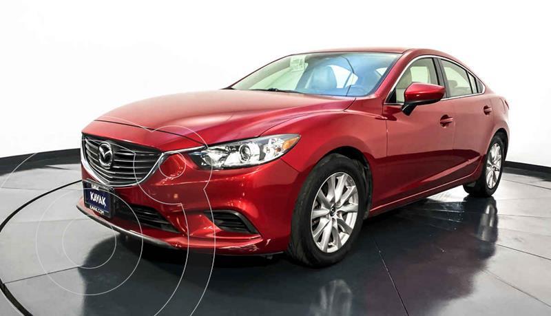 Mazda 6 i Grand Touring Aut usado (2017) color Rojo precio $227,999