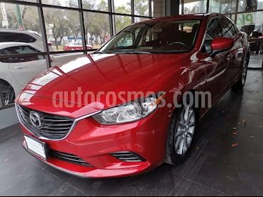 Mazda 6 i Sport usado (2017) color Rojo precio $245,000