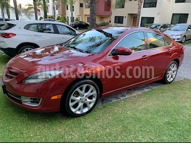 Mazda 6 i Grand Touring usado (2011) color Rojo precio $138,000