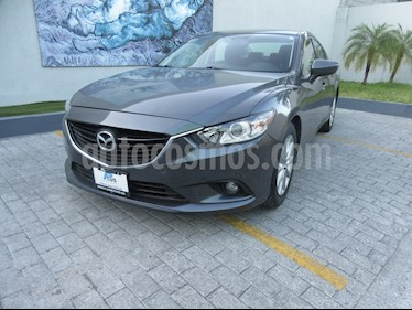 Mazda 6 i Grand Touring usado (2014) color Gris precio $209,900