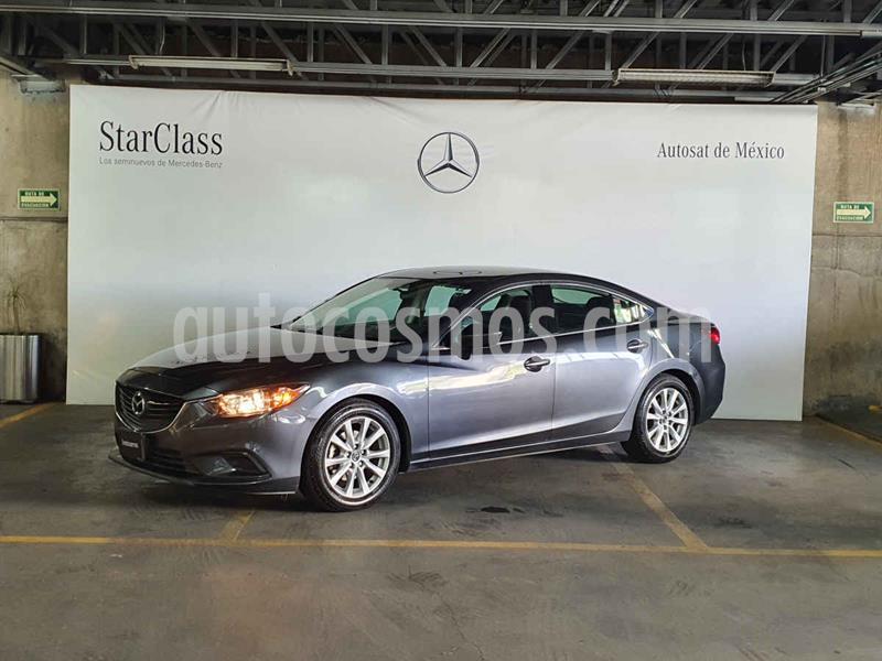 Mazda 6 i Sport Aut usado (2014) color Gris precio $149,000