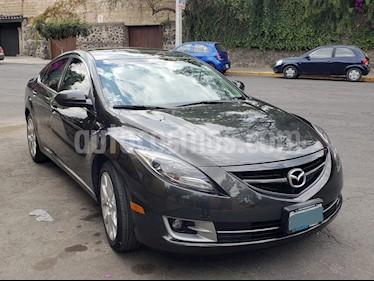 Mazda 6 i Grand Touring usado (2013) color Gris precio $160,000