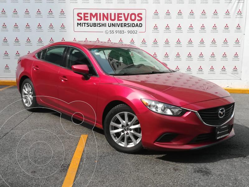 Foto Mazda 6 i Sport   usado (2014) color Rojo precio $178,000