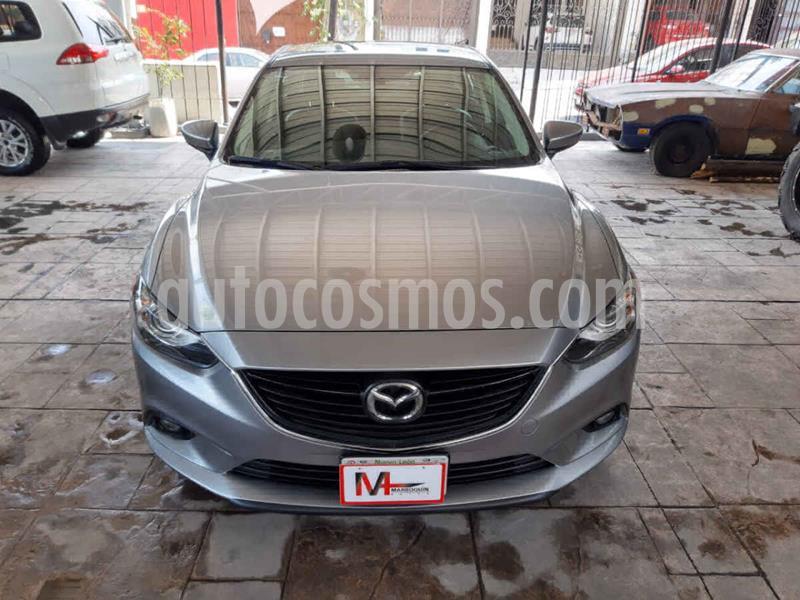 Mazda 6 i Grand Touring Plus usado (2015) color Plata precio $199,000
