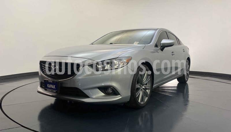 Mazda 6 i Grand Touring Plus usado (2015) color Plata precio $262,999