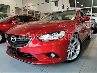 Mazda 6 i Grand Touring Aut usado (2018) color Rojo precio $320,000