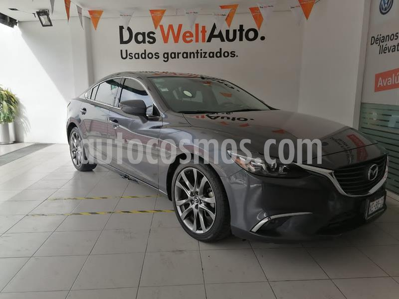 Mazda 6 i Grand Touring Plus usado (2016) color Gris Meteoro precio $249,000