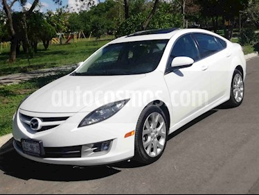 Mazda 6 i Grand Touring Aut usado (2010) color Blanco precio $118,000