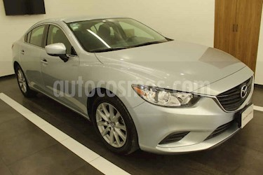 Mazda 6 4p i Sport L4/2.5 Aut usado (2017) color Plata precio $263,000
