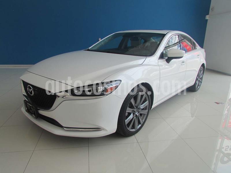 Mazda 6 i Grand Touring Aut usado (2020) color Blanco precio $405,000