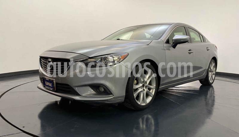 Mazda 6 i Grand Touring Plus usado (2015) color Plata precio $202,999