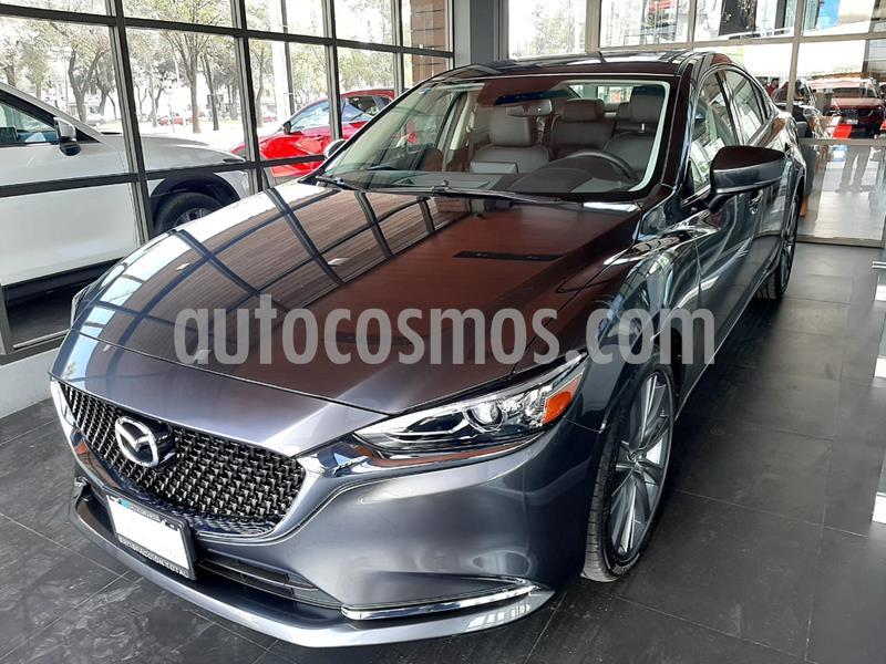 Mazda 6 i Grand Touring usado (2020) color Gris precio $429,000