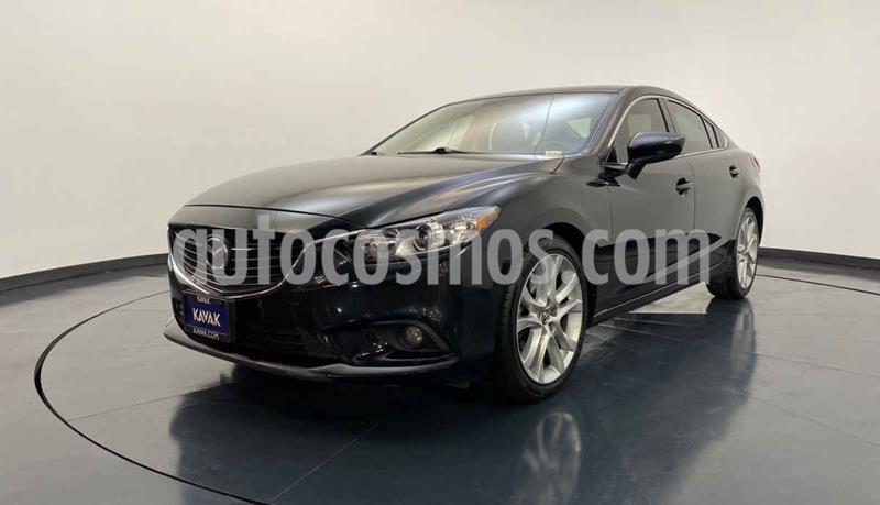 Mazda 6 i Grand Touring Plus usado (2015) color Negro precio $262,999