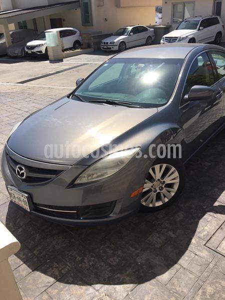 Mazda 6 i Sport Aut usado (2009) color Gris Cometa precio $78,000