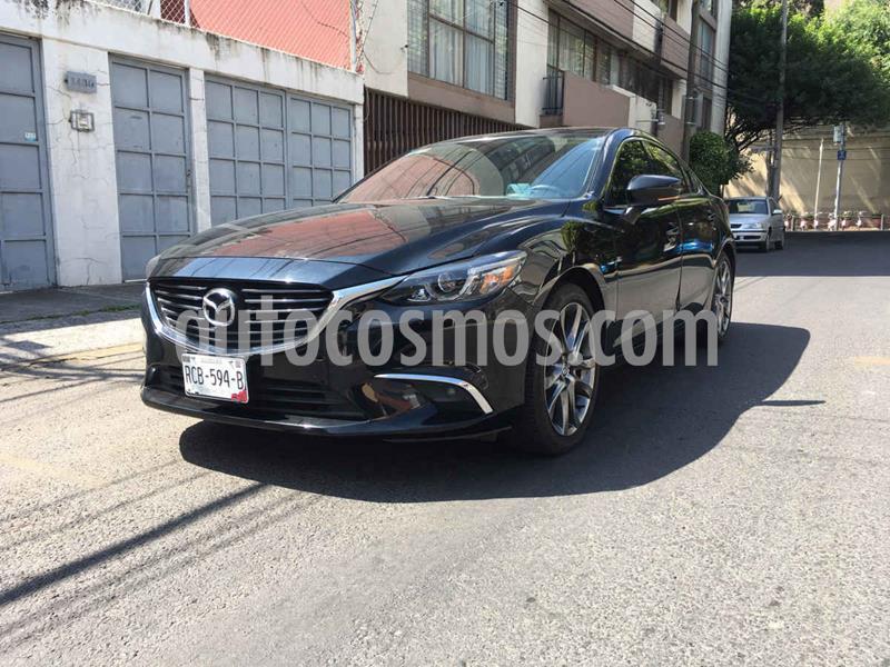 Mazda 6 i Grand Touring Aut usado (2018) color Negro precio $297,000