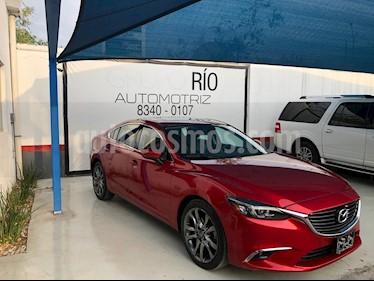 Mazda 6 i Grand Touring Aut usado (2017) color Rojo precio $289,000