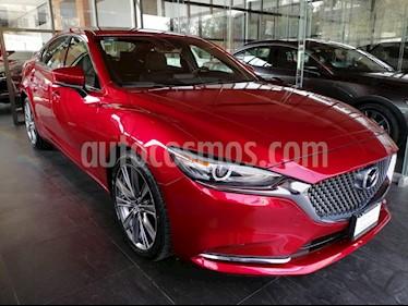 Foto Mazda 6 Signature usado (2019) color Rojo precio $425,000