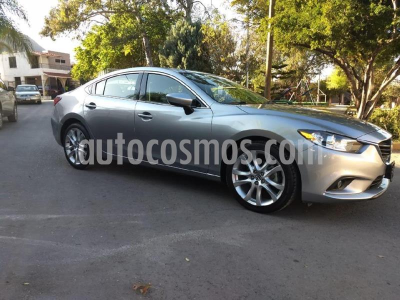 Mazda 6 i Sport Aut usado (2015) color Gris precio $262,000