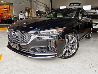 Mazda 6 Signature usado (2019) color Negro Onix precio $450,000