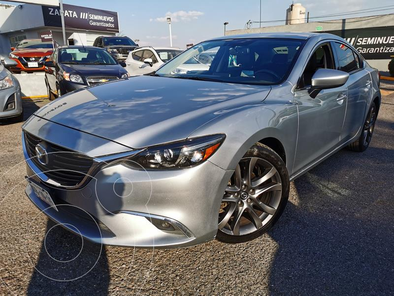 Mazda 6 i Grand Touring Plus usado (2016) color Plata Sonic precio $250,000