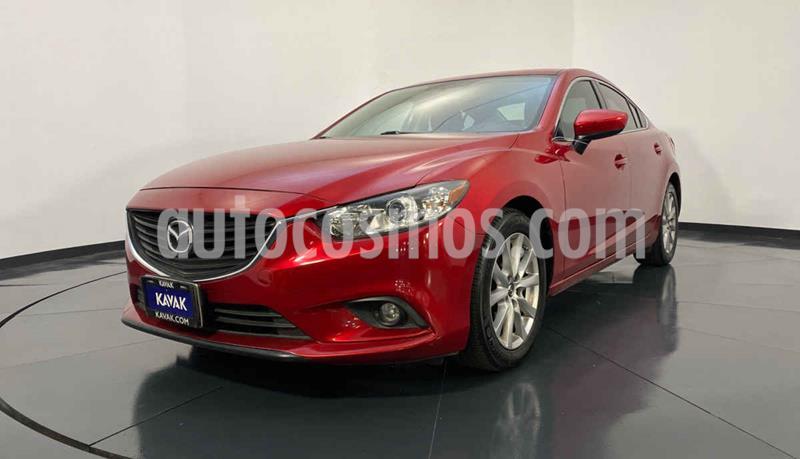Mazda 6 i Grand Touring Aut usado (2013) color Rojo precio $197,999