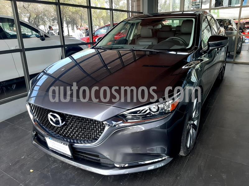 Mazda 6 i Grand Touring usado (2020) color Gris Titanio precio $419,000