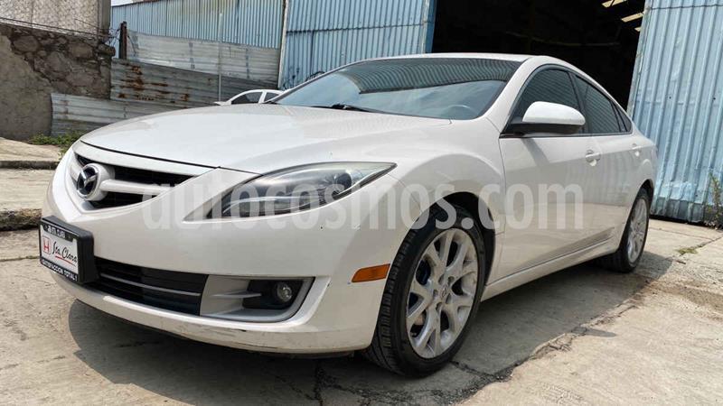 Mazda 6 i Grand Touring Aut usado (2012) color Blanco precio $143,000