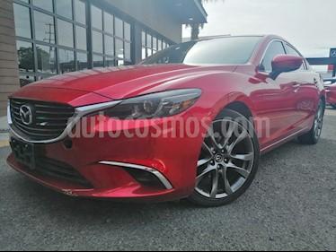 Mazda 6 i Grand Touring Plus usado (2017) color Rojo precio $275,000