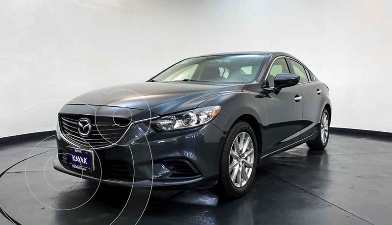 Mazda 6 i Grand Touring Aut usado (2017) color Gris precio $232,999