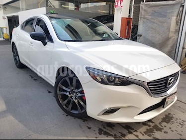 Foto Mazda 6 i Grand Touring Plus usado (2016) color Blanco precio $265,000