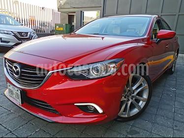 Mazda 6 i Grand Touring Aut usado (2014) color Rojo precio $195,000