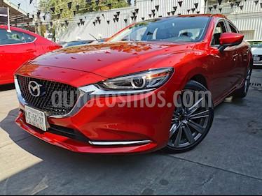 Mazda 6 i Grand Touring Plus usado (2019) color Rojo precio $375,000