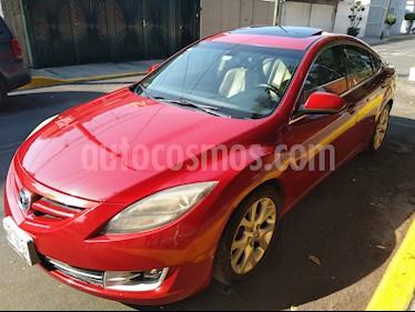 Foto venta Auto usado Mazda 6 s Grand Sport Aut (2009) color Rojo Volcanico precio $114,000