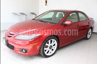 Foto venta Auto usado Mazda 6 s Grand Sport Aut (2007) color Rojo precio $89,000