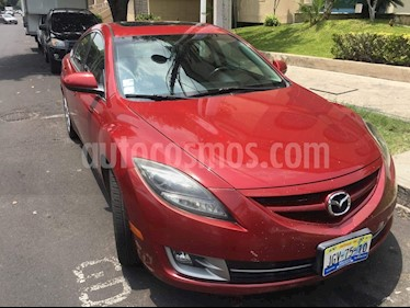Foto Mazda 6 s Grand Touring usado (2009) color Rojo precio $135,000