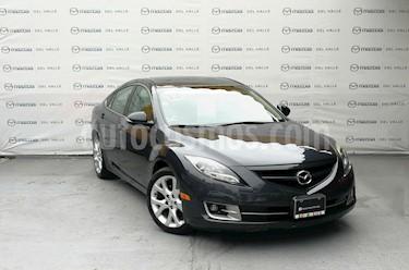 Foto venta Auto usado Mazda 6 s Grand Touring (2012) color Negro Onix precio $179,000