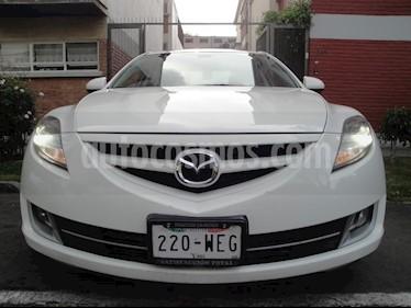 Mazda 6 s Grand Touring usado (2009) color Blanco precio $95,900