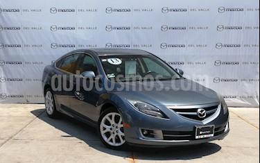 Foto venta Auto usado Mazda 6 s Grand Touring  (2013) color Azul precio $179,000