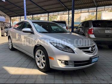 Foto venta Auto usado Mazda 6 s Grand Touring (2010) color Plata Metalico precio $145,000