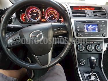 Foto venta Auto usado Mazda 6 s Grand Touring (2011) color Negro precio $145,000