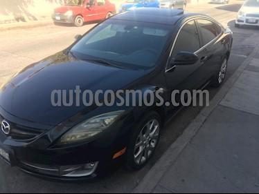 Mazda 6 s Grand Touring usado (2009) color Negro precio $115,000