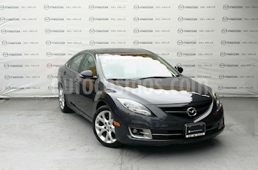 Foto venta Auto usado Mazda 6 s Grand Touring (2012) color Negro Onix precio $190,000