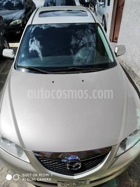 Mazda 6 2.3L Aut usado (2006) color Arena precio BoF4.000
