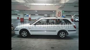 Mazda 626 SW 2.0 GLX Aut  usado (2002) color Blanco precio $1.700.000
