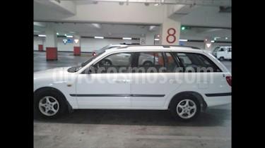 Foto venta Auto usado Mazda 626 SW 2.0 GLX Aut  (2002) color Blanco precio $2.200.000
