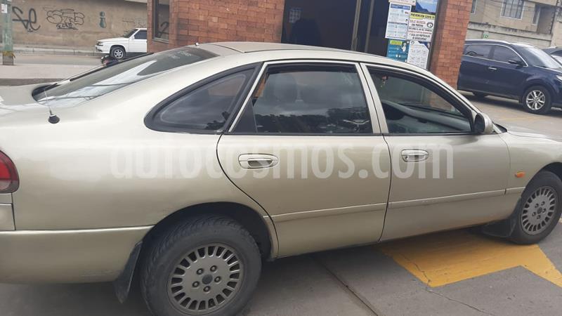 Mazda 626 matsuri usado (1994) color Plata precio $10.000.000